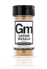 Spiceology Garam Masala, 2oz Jar