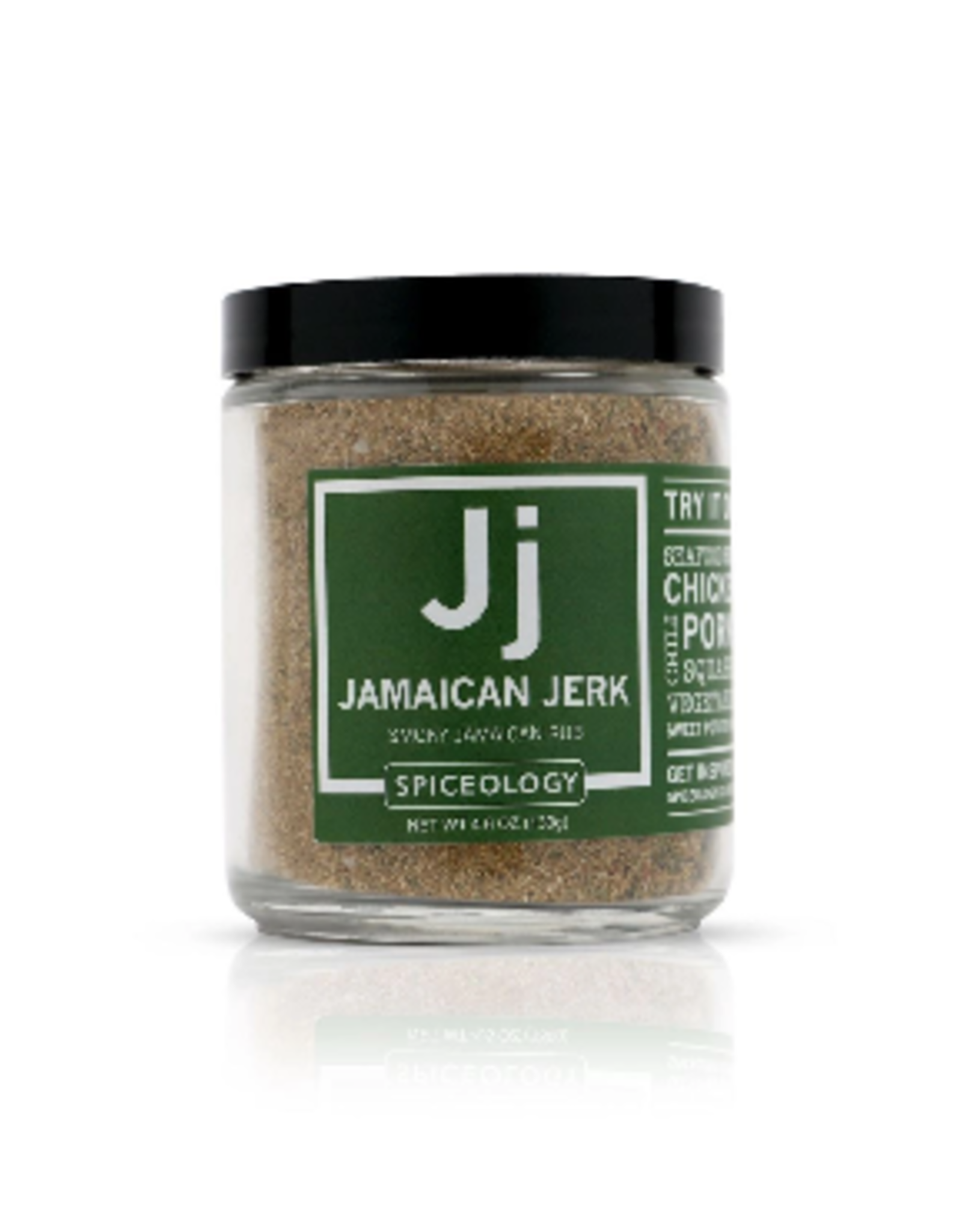 Spiceology Jamaican Jerk, Jar