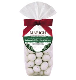 Marich Peppermint Bark Shortbread
