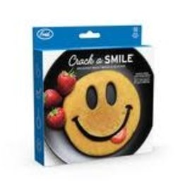 Fred & Friends Crack A Smile, Egg Mold