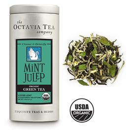 Octavia Tea Company Mint Julep Tea Tin, Loose Leaf