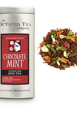 Octavia Tea Company Chocolate Mint Tea Tin, Loose Leaf