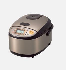 Zojirushi Micom Rice Cooker & Warmer, 3c, SS