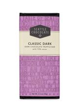 Seattle Chocolate 72% Dark Origin Truffle Bar