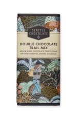 Seattle Chocolate Double Chocolate Trail Mix Truffle Bar