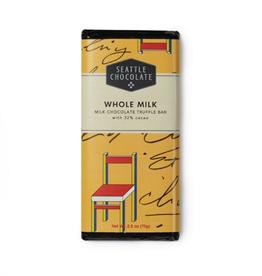 Seattle Chocolate Whole Milk Truffle Bar