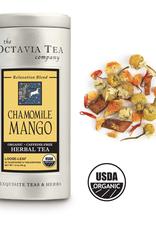 Octavia Tea Company Chamomile Mango Tea Tin, Loose Leaf