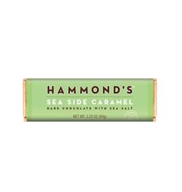 Hammond's Sea Side Caramel Dark Choc Bar