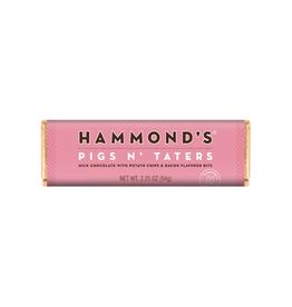 Hammond's Pig's N Taters Choc Bar