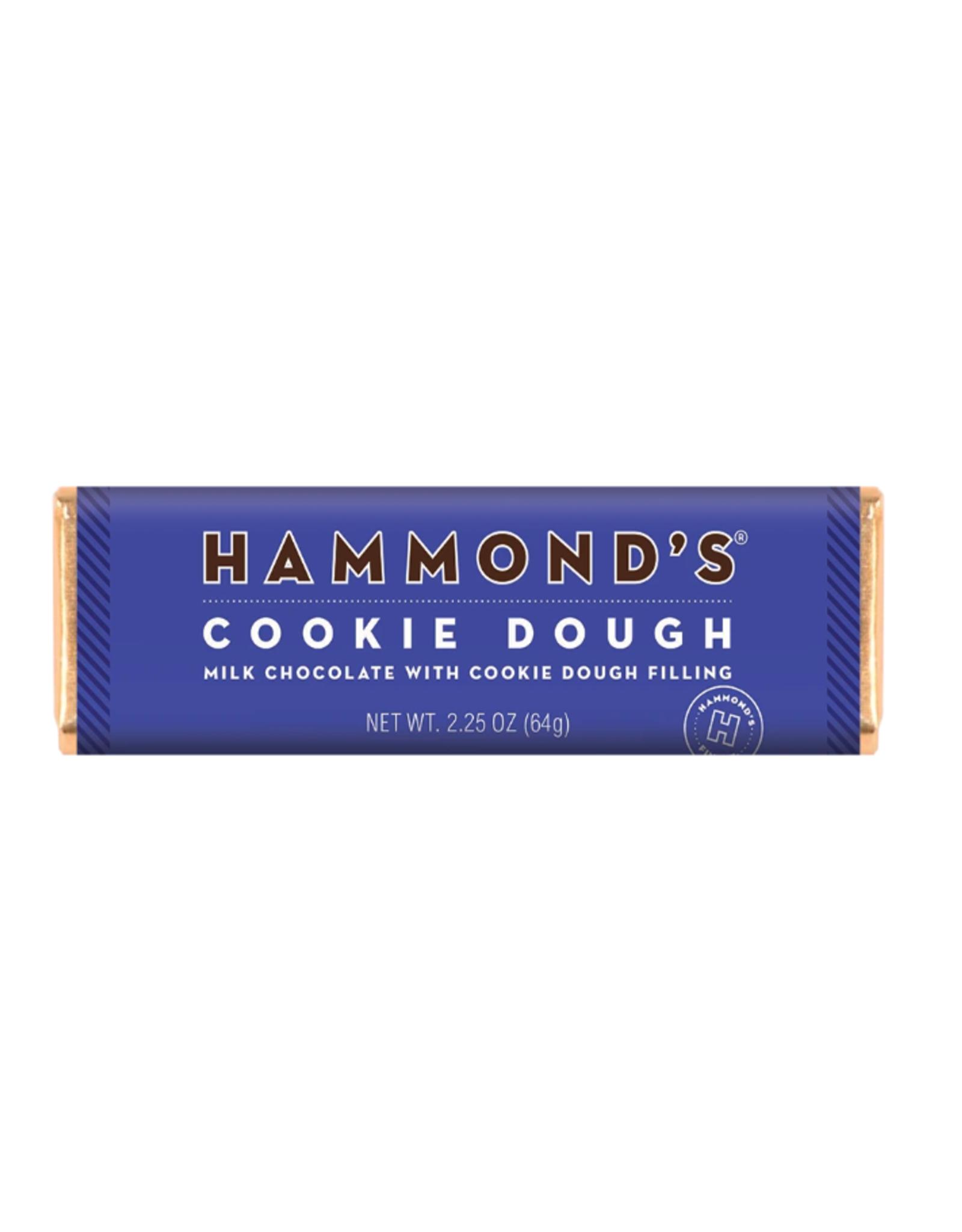 Hammond's Cookie Dough Milk Choc Bar