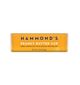 Hammond's Peanut Butter Cup Choc Bar