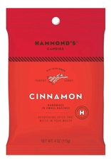 Hammond's Hard Candy Bag, Cinnamon