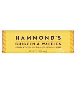 Hammond's Chicken & Waffles Choc Bar