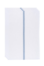 Now Designs Brooklyn Stripe Dishtowels Set/4, Delft