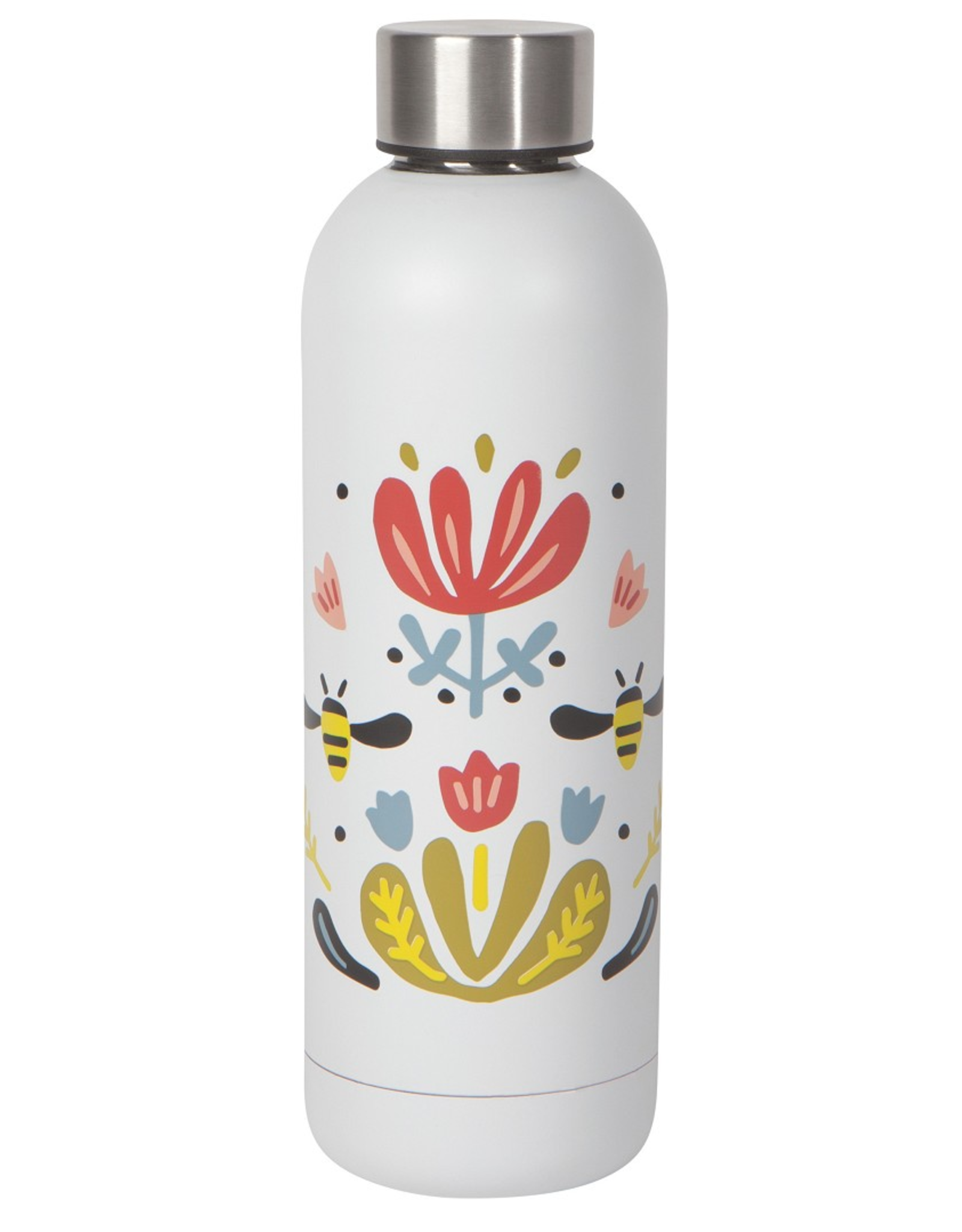 Now Designs Danica Water Bottle, 17oz, Frida