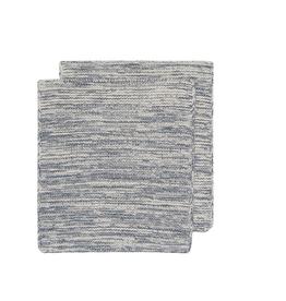 Now Designs Knit Dishcloth S/2, Midnight