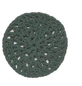 Now Designs Knotted Trivet, Jade