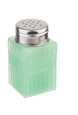 Tablecraft Jadeite Glass Salt & Pepper Shaker, 2oz