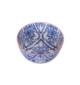 BIA Cordon Bleu Bandana Bowl, Cobalt