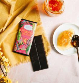 Seattle Chocolate Honey, Almond & Coconut Truffle Bar