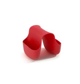 Umbra Sink Caddy Saddle, Red