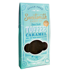 Sweetsmith Candy Co Sugar Free Keto Sea Salt Choc. Toffee