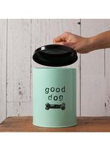 Now Designs Dog Biscuit Tin, Good Dog