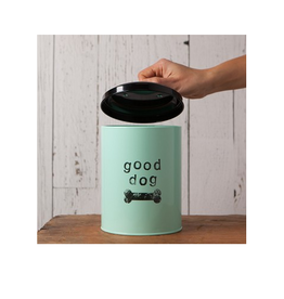 Now Designs Dog Biscuit Tin, Good Dog