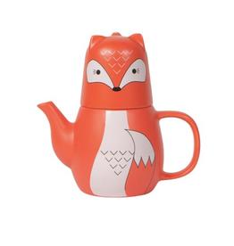 Now Designs Teapot, Freddy Fox