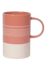 Now Designs Etch Mug, Clay
