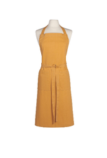 Now Designs Apron, Ochre Stonewash