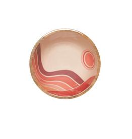 Now Designs Mango Wood Bowl, Solstice