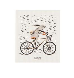 Now Designs Swedish Dishcloth, Wild Riders