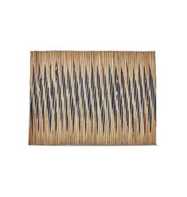 Tag Placemat Bali - Midnight Blue Stripes