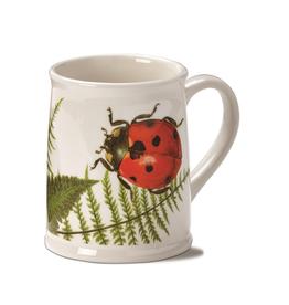 Tag Mug  Archival - Ladybug