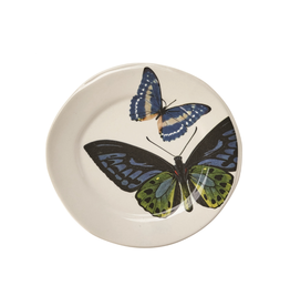 """Tag Plate 7"""" - Butterfly"""