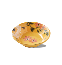 Tag Bowl S/4 - Bee Floral