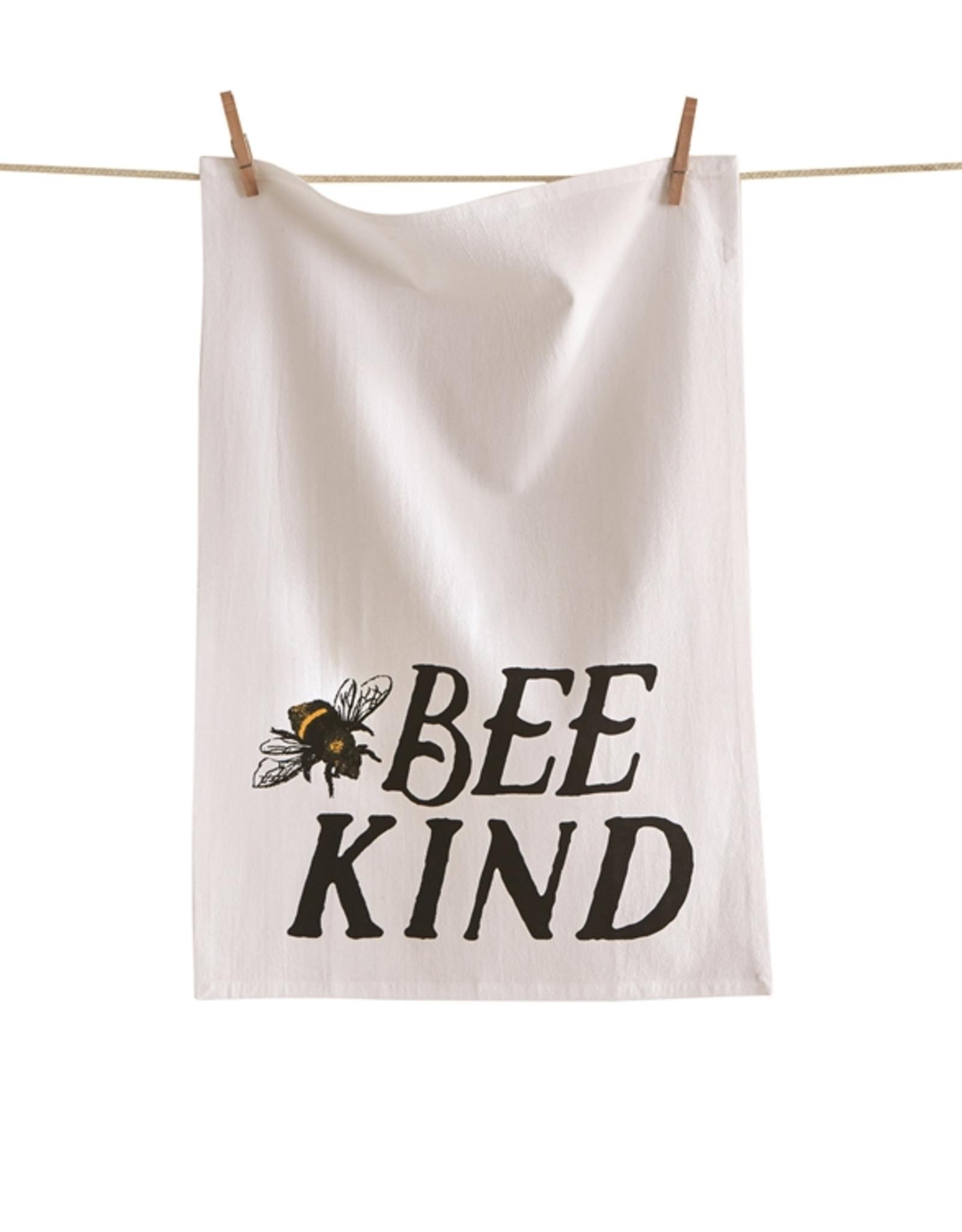 Tag Dishtowel - Bee Kind