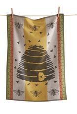Tag Dishtowel - Bee Hive Jacq