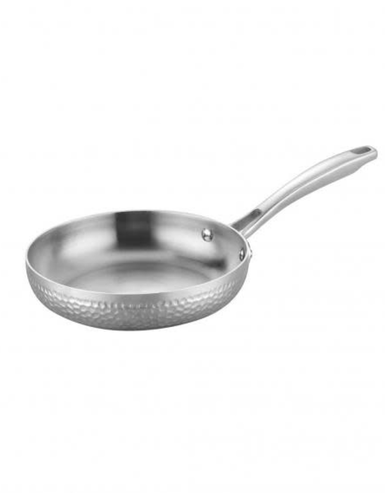 "Cuisinart Hammered Collection Tri-Ply 8"" Skillet"