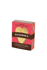 Hammond's Heart Marshmallow Caramel, single