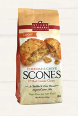 Sticky Fingers Scone, Cheddar & Chive