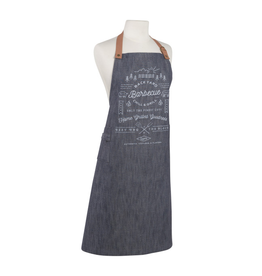 Now Designs Apron, Backyard BBQ Chill & Grill