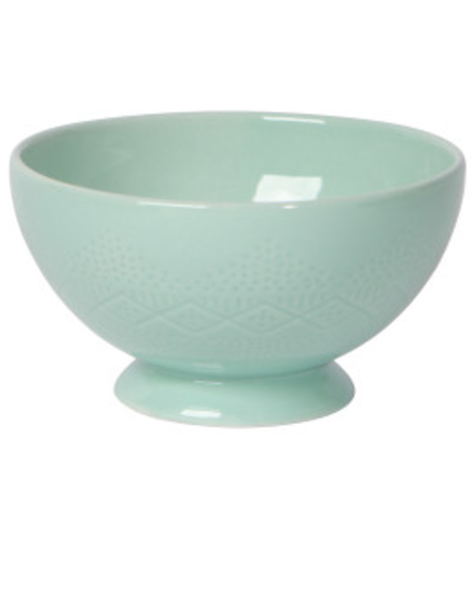 "Now Designs Bowl, Adorn 4.75"" Mint"