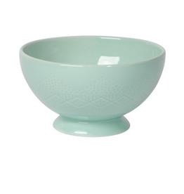 """Now Designs Bowl, Adorn 4.75"""" Mint"""
