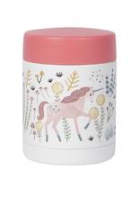 Now Designs Food Jar 12oz, Unicorn