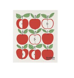 Now Designs Swedish Dishcloth, Apples