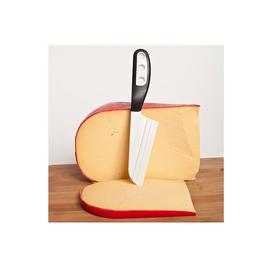 The Cheese Knife Original Cheese Knife, black