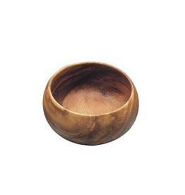"""Pacific Merchants Acaciaware Calabash Bowl, 6"""""""