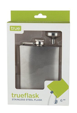 True Fabrications Flask